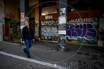 Παύλος Γερουλάνος: Χρειαζόμαστε έναν δήμαρχο ακτιβιστή, να είναι συνεχώς στο δρόμο