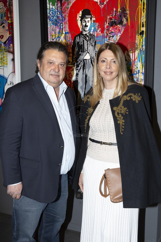 9 Βαγγέλης Καπόπουλος, Λαμπρινή Σταύρου