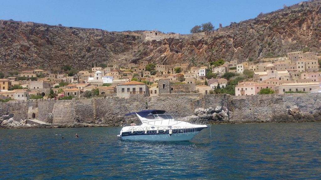 Kinsterna boat