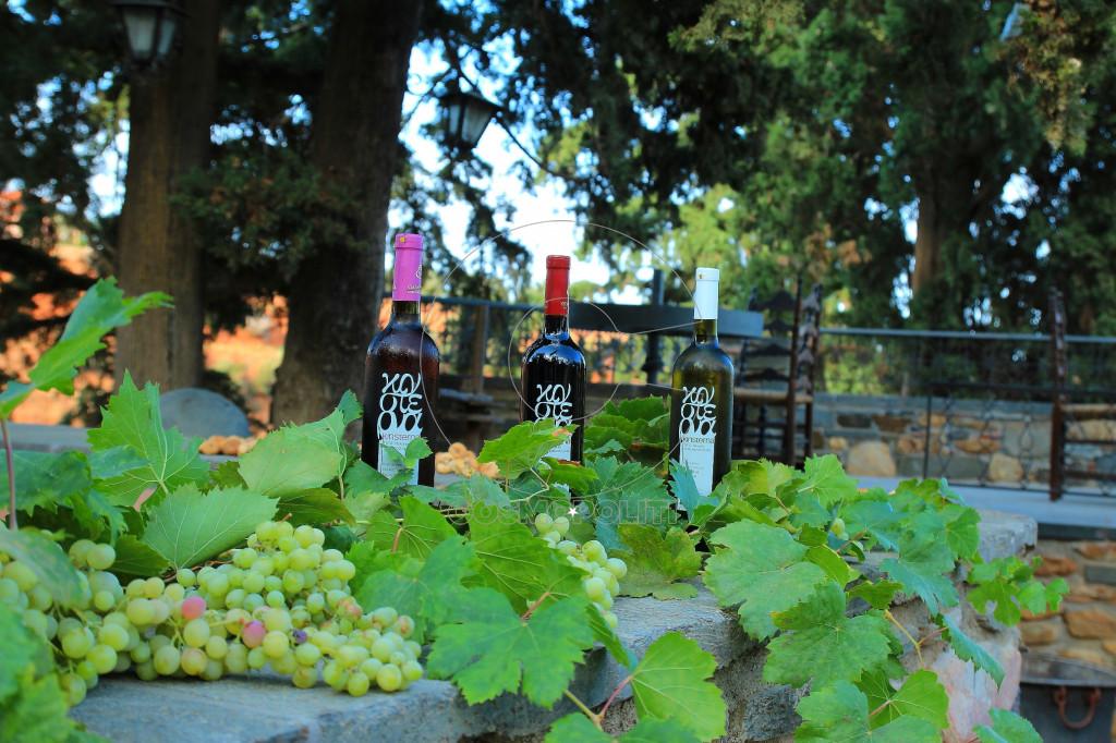 Kinsterna house wines
