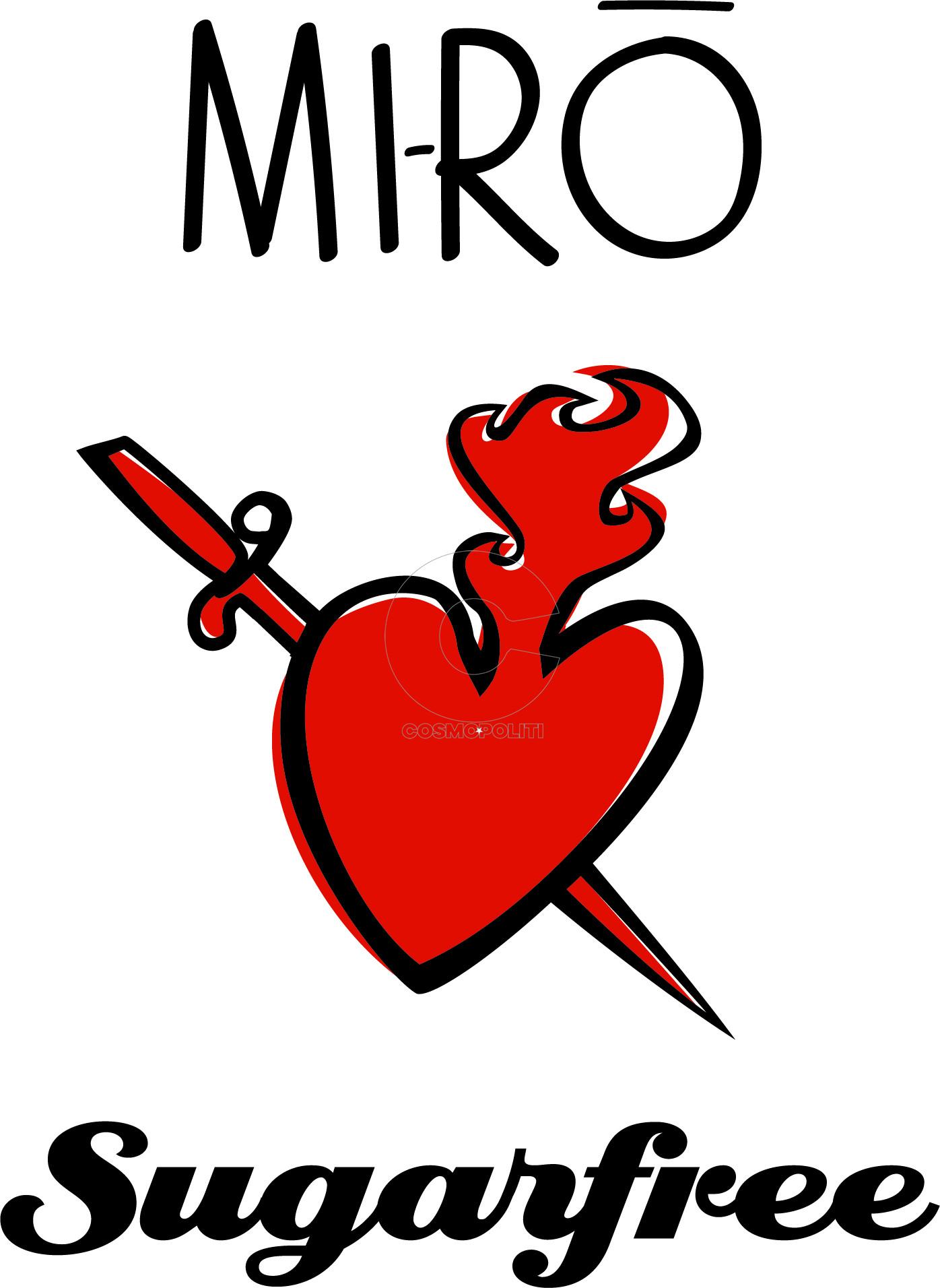 MiRoLovesSugarfree_logo