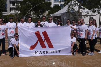 No Finsh Line με συμμετοχή του ξενοδοχείου Athens Marriott