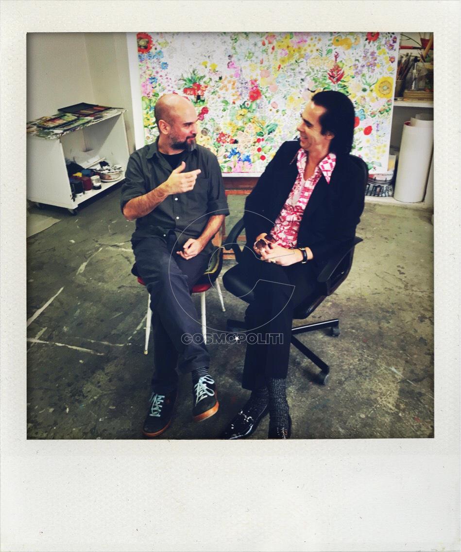 Stefanos Rokos+Nick Cave