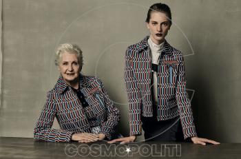 Υακίνθη Πολίτη & Ροζάννα Γεωργίου: Η Μις Ελλάς 1959 και ένα από τα πιο επιτυχημένα σύγχρονα μοντέλα σε μια απρόσμενη συνάντηση