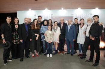 To Kόκκινο Ποτάμι: η νέα μεγάλη τηλεοπτική παραγωγή