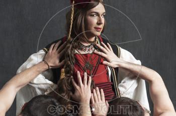 """Εκλεκτός θίασος στην καλοκαιρινή """"Μαρία Πενταγιώτισσα"""" του Μποστ"""