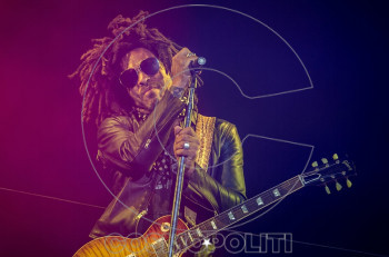 Αποκλειστικό: Στη συναυλία του Lenny Kravitz