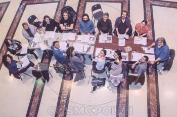 Ξεκίνησαν πρόβες για την παράσταση  «Βικτόρ ή τα παιδιά στην εξουσία του ΚΘΒΕ
