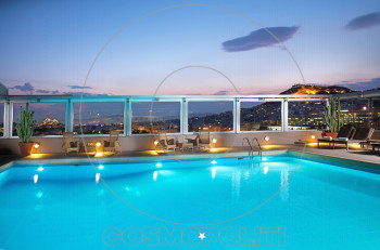Δροσιστικές βουτιές στις ονειρεμένες πισίνες του Ομίλου Ξενοδοχείων Διβάνη