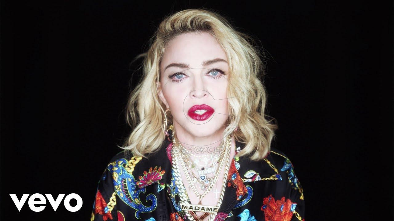Madonna Crave Clip