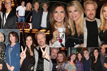 Επικό πάρτι με αγαπημένους φίλους για τη γιορτή του Κώστα Σπυρόπουλου από την Χριστίνα Πολίτη