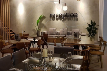 Reception:Το all day café-restaurant του Αντώνη Λακιώτη
