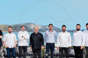 Διακεκριμένοι Έλληνες chefs στο Gastronomy Wednesdays του Island