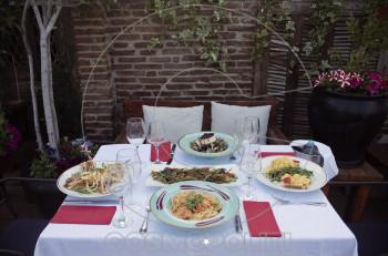 Luigi  Bar-Restaurant: γευστικές απολαύσεις με θέα την Ακρόπολη