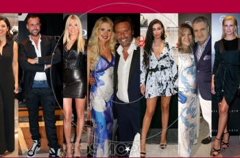 """Εγκαίνια της πολυτελούς """"Philipp Plein"""" boutique στην Αθήνα"""