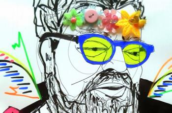 """Σταμάτης Κραουνάκης: """"Εκτίναξη στο πάντα με τέχνη. Μοιράζουμε αγάπη και μας επιστρέφεται"""""""