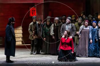 """Κριτική:  """"Λαίδη Μάκβεθ"""" του Μτσενσκ από την Εθνική Λυρική Σκηνή"""