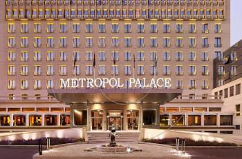 Metropol Palace: Ένα μοναδικό ξενοδοχείο στο Βελιγράδι
