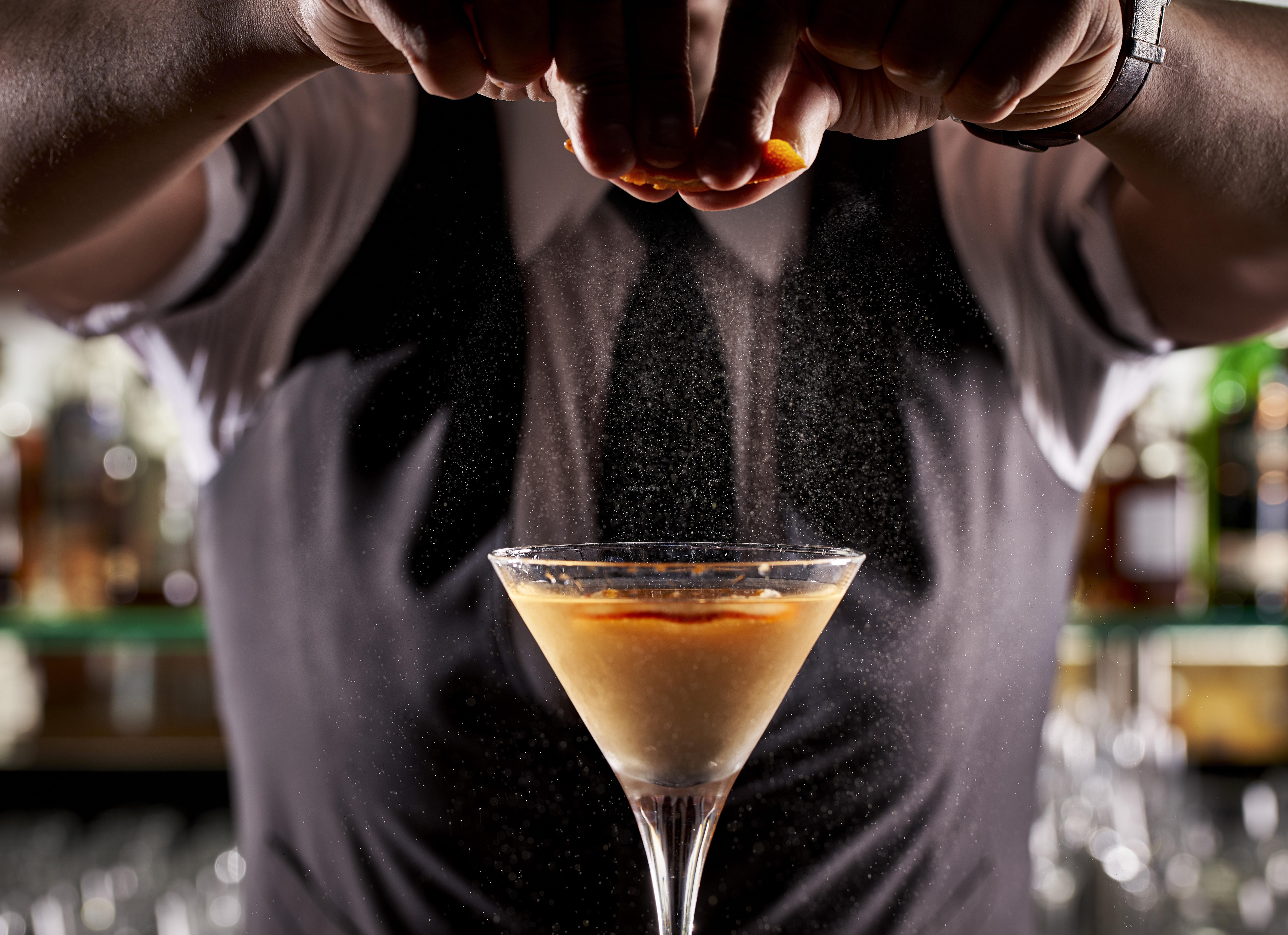 Barternder_Cocktail