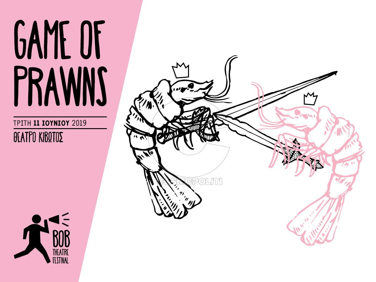 Bob Festival_Game of prawns