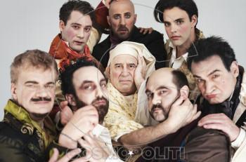 "O Πέτρος Φιλιππίδης γίνεται""Ο κατά φαντασίαν ασθενής"" σε καλοκαιρινή περιοδεία"