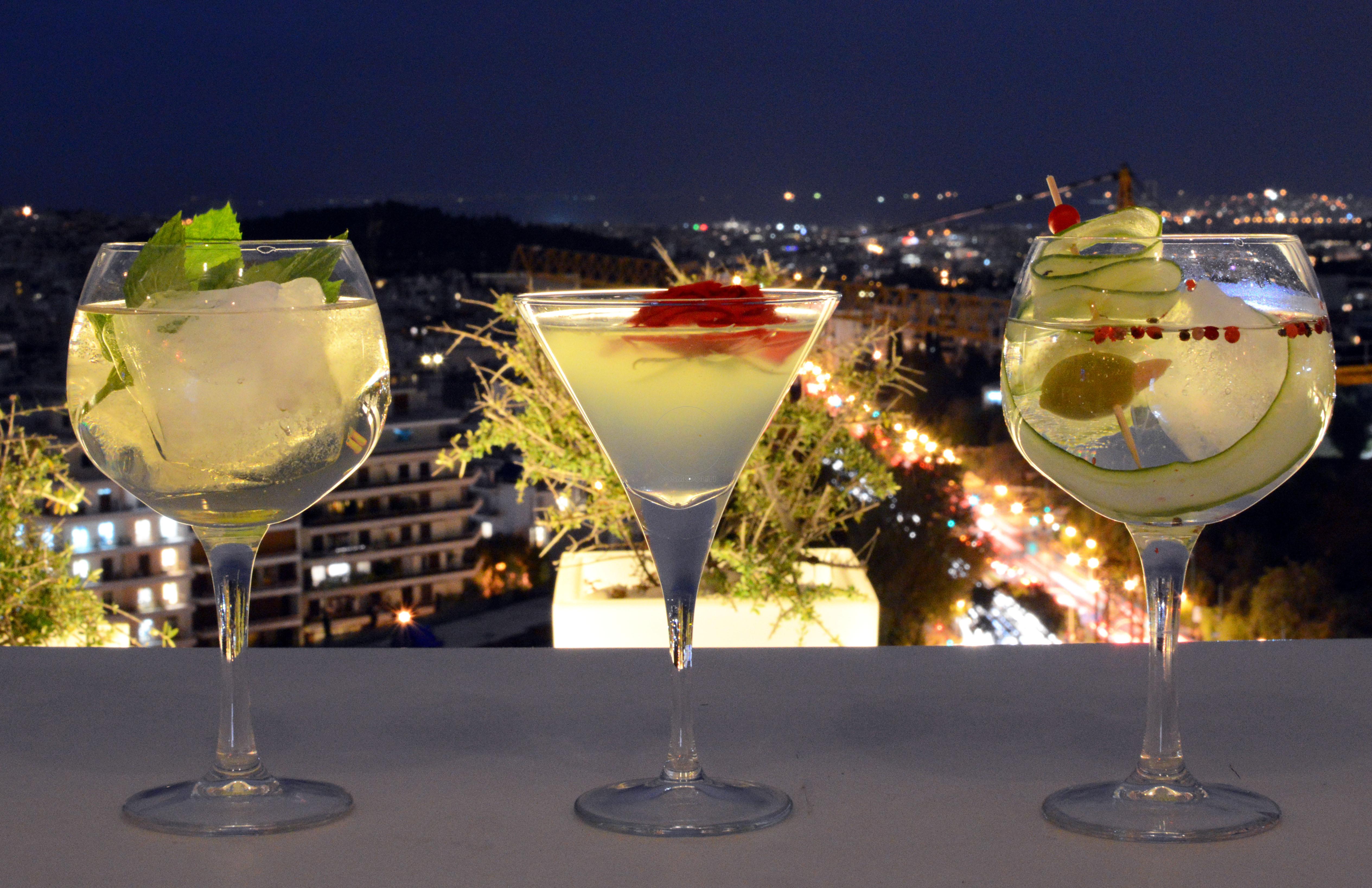 Galaxy Bar -Cocktails