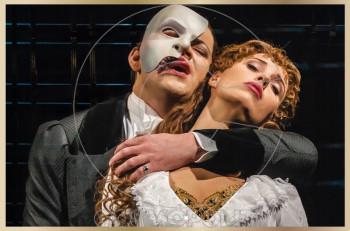 The Phantom of the Opera: Έρχεται με τους αυθεντικούς πρωταγωνιστές του West End για πρώτη φορά στην Ελλάδα!