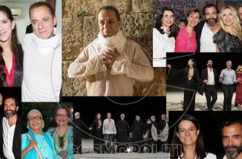 """""""Οιδίπους Τύραννος"""" σε σκηνοθεσία Κωνσταντίνου Μαρκουλάκη στην Επίδαυρο: όσα έγιναν στην πρεμιέρα"""