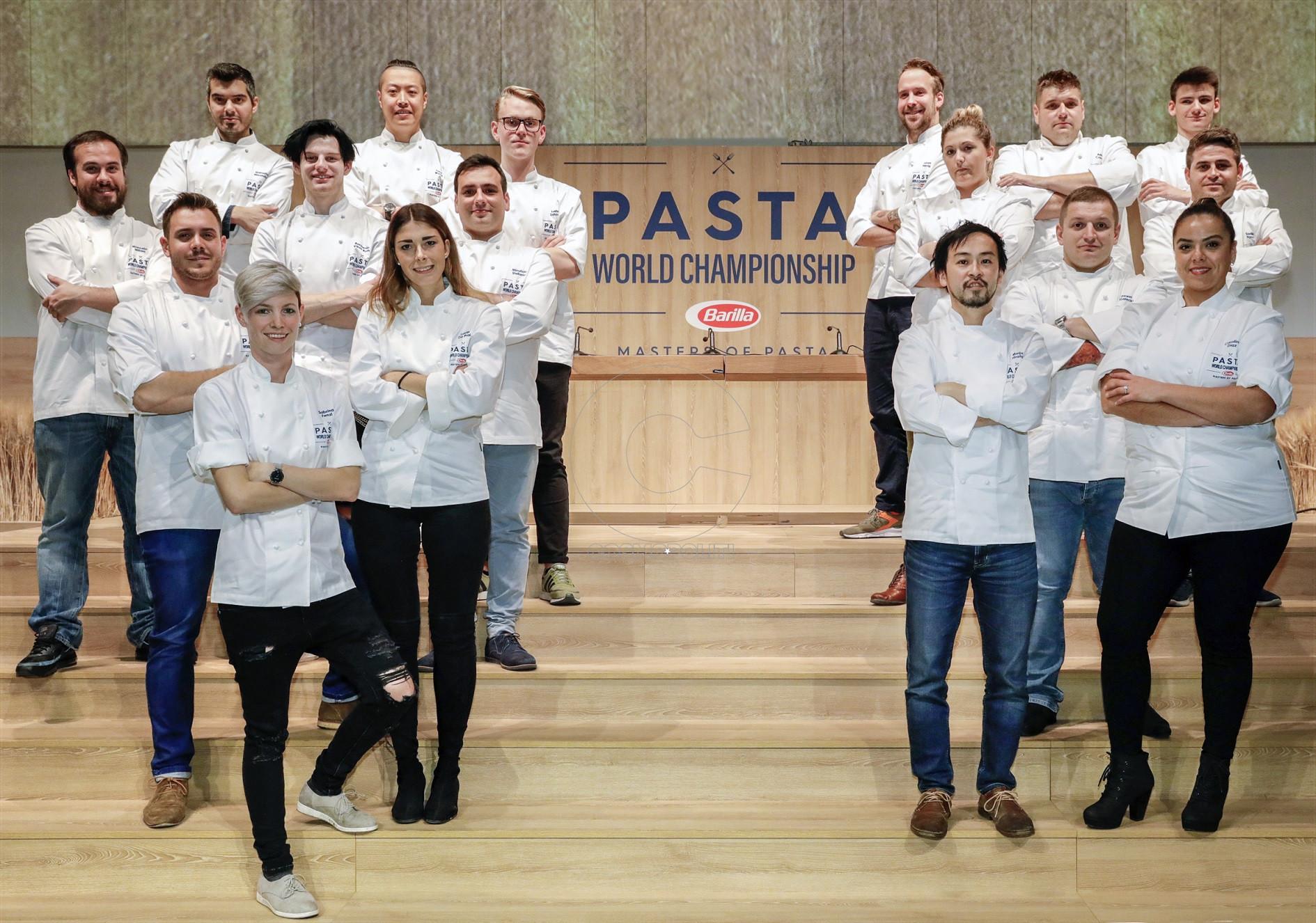 01. Barilla_PWC2018_All chef participants
