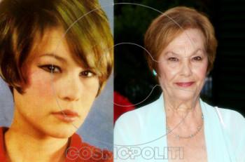Η κομψή Ελένη Προκοπίου τότε και τώρα: η εμφάνιση που μαγνήτισε τα βλέμματα όλων