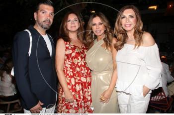 Πάρτι γενεθλίων με φίλους για την Αθηνά Πάσσιου
