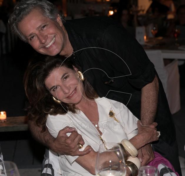 6.Carlos Souza with Marina Palma