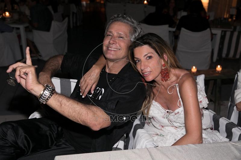 7.Carlos Souza, Giulia Caltagirone
