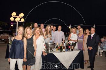 Βραδιά γευσιγνωσίας στο Scheria Restaurant του Corfu Palace