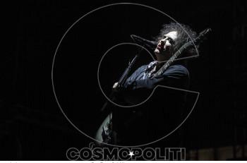 "Oι περίφημοι ""The Cure"" στο EJEKT Festival 2019: φωτογραφίες από τη συναυλία τους"