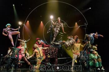 """Το καθηλωτικό """"Cirque du Soleil""""  έρχεται στην Αθήνα!"""