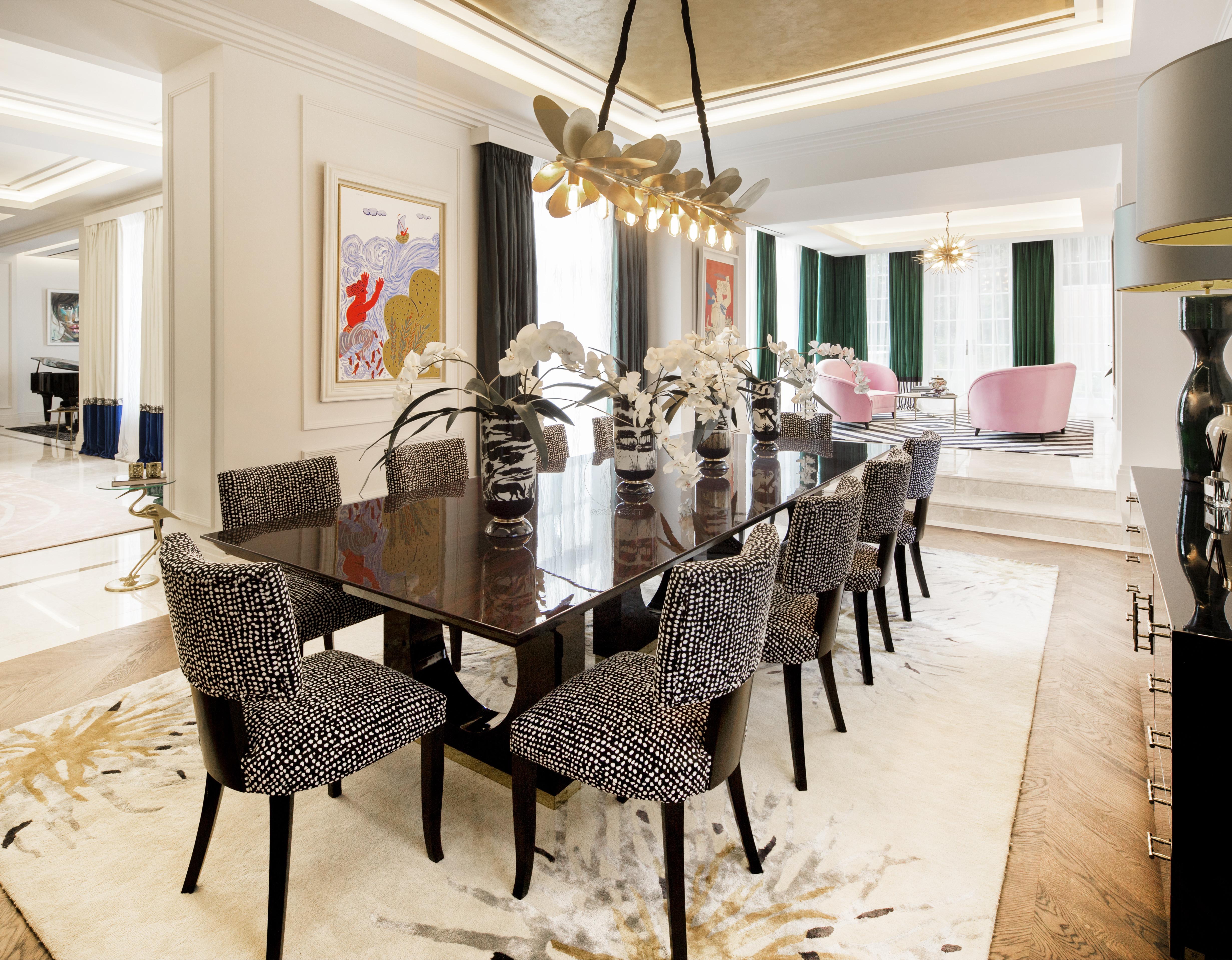 Dining room & Living room 001