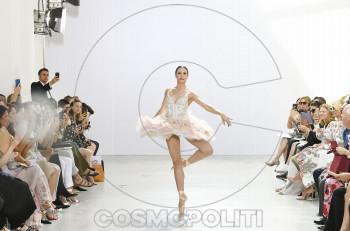 H επίδειξη του οίκου Celia Kritharioti Couture στο Παρίσι