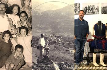 Για τον παππού μας Αλέκο Καραβίτη στα Ακτούντα Κρήτης
