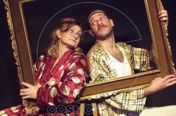 "Kαλοκαιρινό ""Ελεύθερο ζευγάρι"" στο θερινό θέατρο Λαμπέτη"