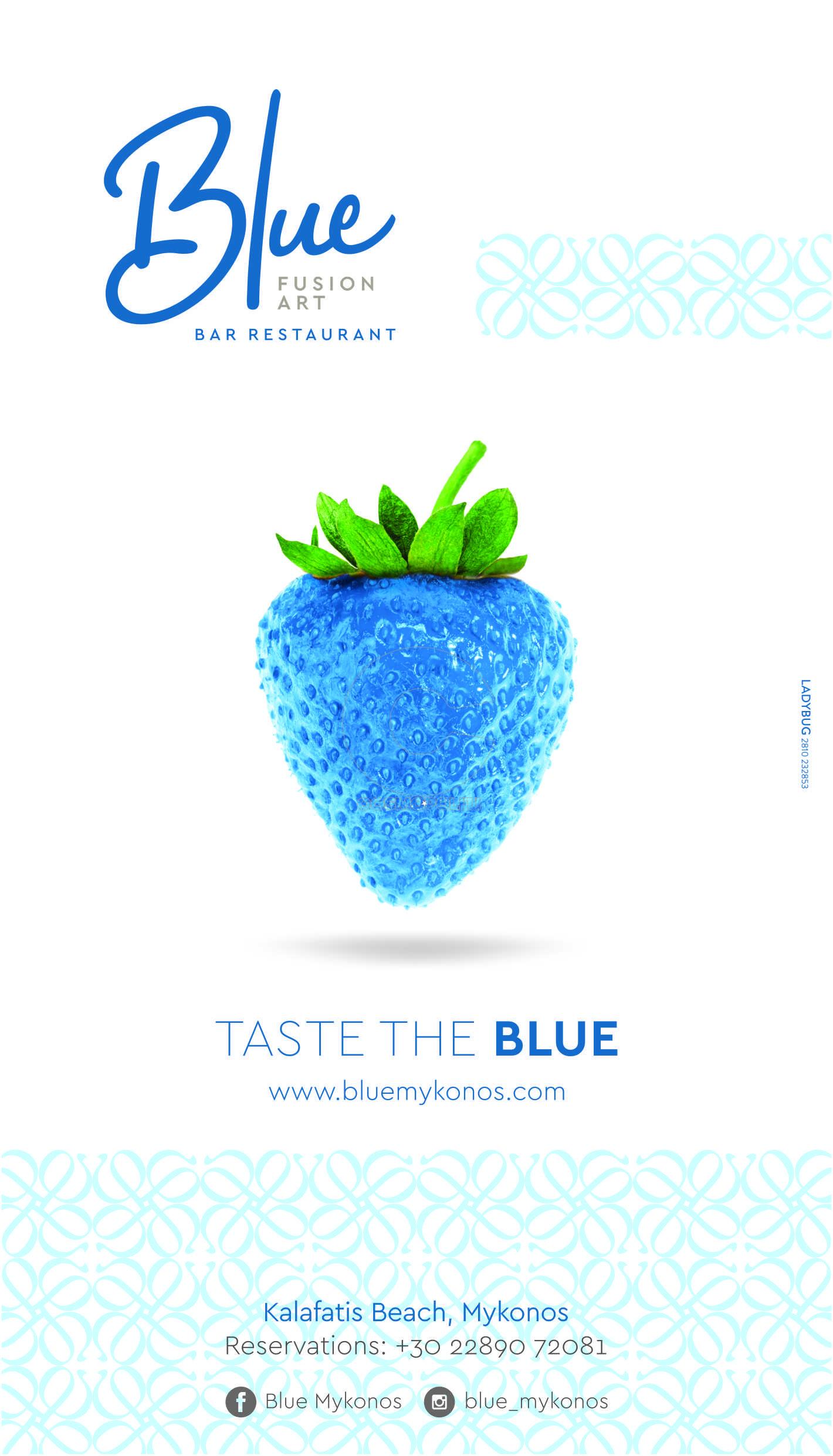 Blue Fusion Restaurant_Ktx