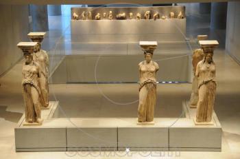 Μια διαφορετική βόλτα στο Νέο Μουσείο της Ακρόπολης