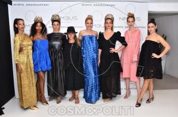 Fashion show με …ψευδαισθήσεις στη Μύκονο