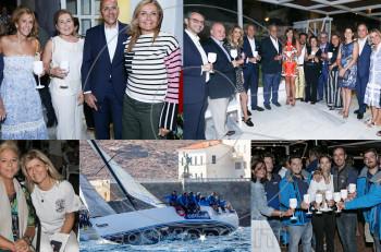 Ολοκληρώθηκε με επιτυχία ο 52ος Διεθνής Ιστιοπλοϊκός Αγώνας Άνδρου «Ιωάννης Β. Γουλανδρής»