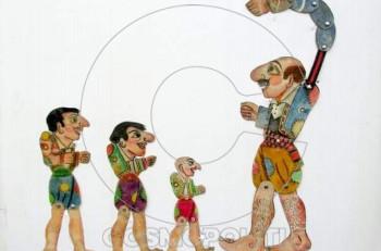 Θανάσης Σπυρόπουλος: 60 χρόνια Θέατρο Σκιών