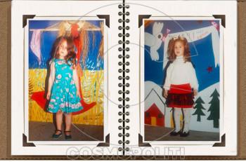 Ρένα Μόρφη: όταν ήμουν παιδί…