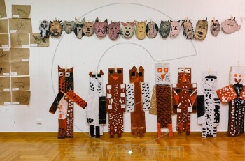 Σαββατοκύριακα… μικροί μεγάλοι στο Μουσείο Κυκλαδικής Τέχνης