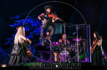 Ο ροκ σταρ του βιολιού Ara Malikian για πρώτη φορά στο Παλλάς