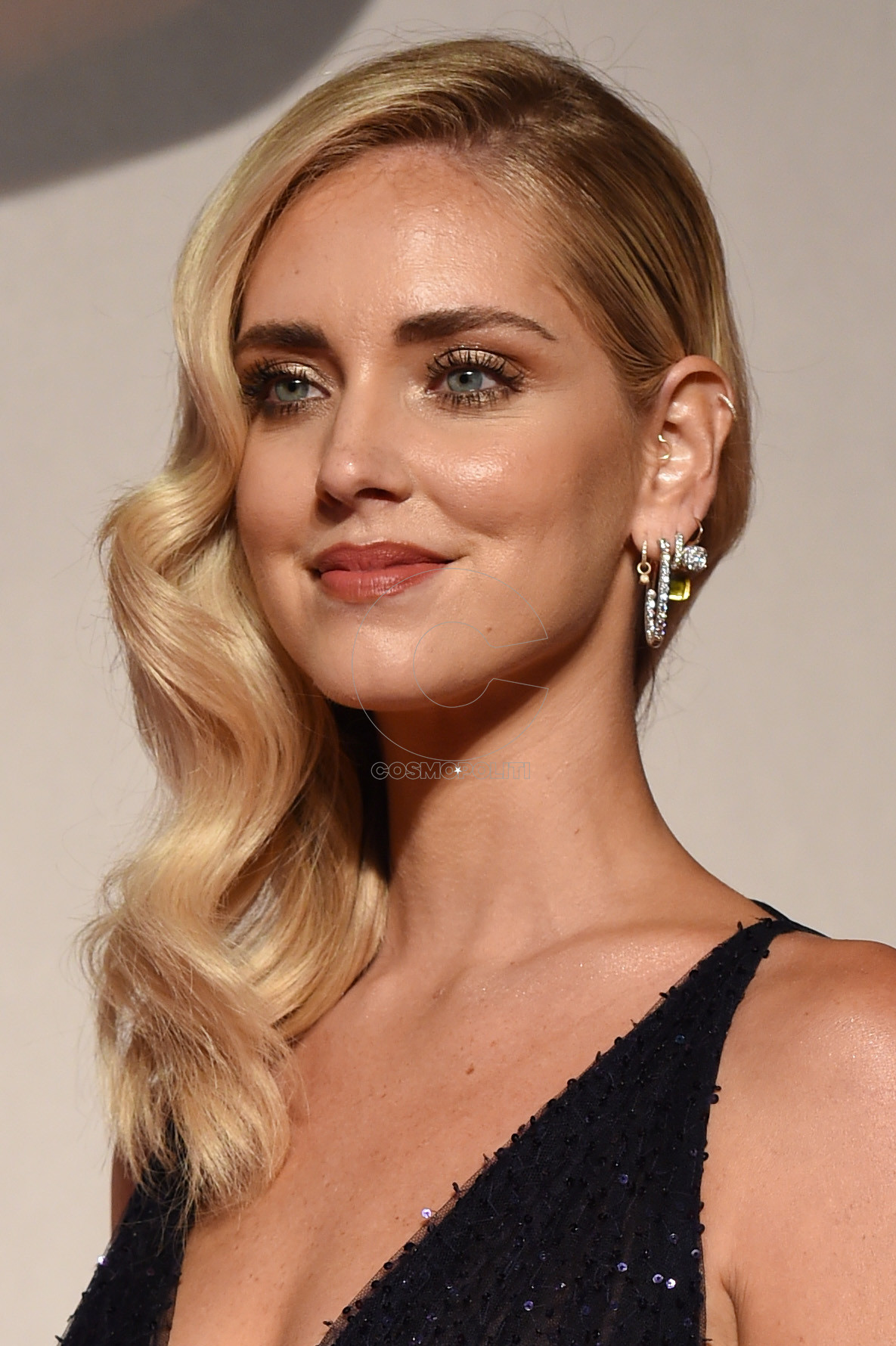"""VENICE, ITALY - SEPTEMBER 04: Chiara Ferragni walks the red carpet ahead of the """"Chiara Ferragni - Unposted"""" screening during the 76th Venice Film Festival at Sala Giardino on September 04, 2019 in Venice, Italy. (Photo by Stefania D'Alessandro/WireImage,)"""