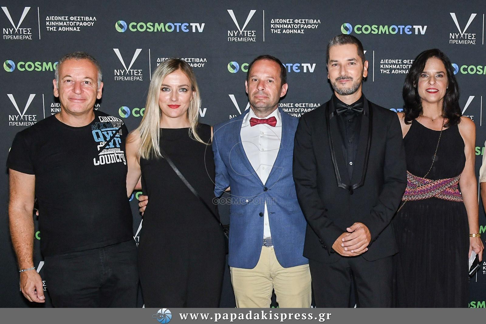 COSMOTE TV_  ς Νύχτες Πρεμιέρας 2